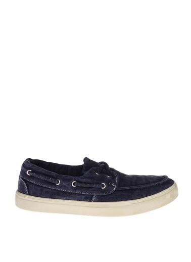 Limon Company Bağcıklı Yazlık Ayakkabı Lacivert